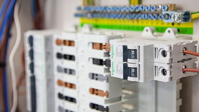 elektra-installatie
